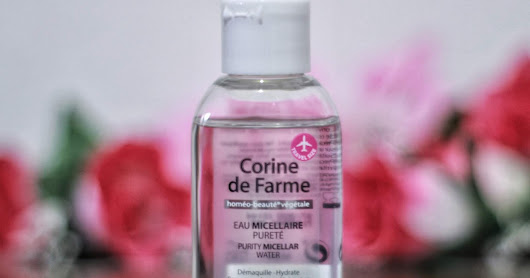 Review : Corine de Farme Purity Micellar Water