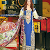 Rabea Designer Embroidered Winter Shawl Collection 2015-16 By Shariq Textile