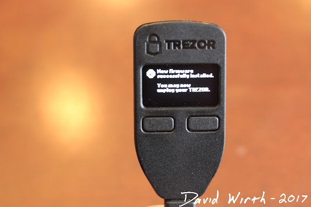 where to download trezor menu, software, update