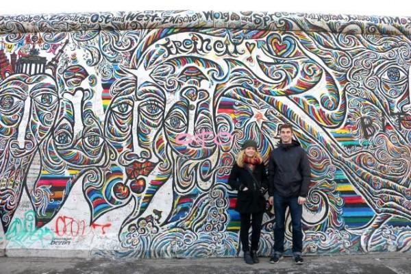 Saat Di Berlin Jangan Lupa Untuk Melihat Karya Seni Jalanan Ini