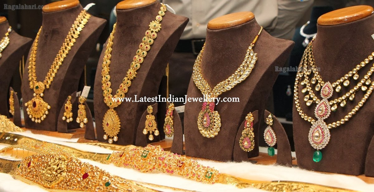 Manepally Jewellers Wedding Collection 2014 Launch