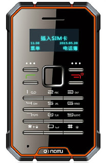 Spesifikasi Hape Outdoor OINOM A1300