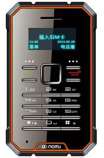 Spesifikasi Hape Unik Mini Oinom A1300 Rugged Phone IP68 Certified