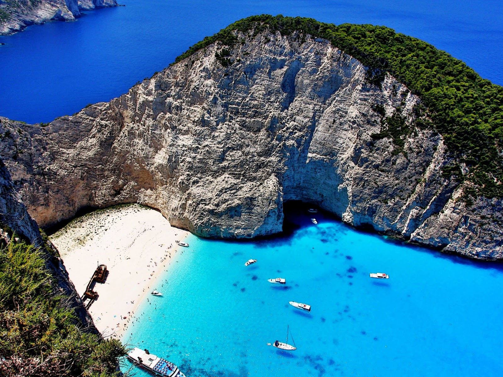 Greece Beach Wallpaper: Lounge Chillout Full Albums Collection