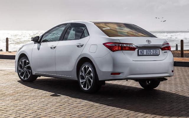 Toyota Corolla Prestige +