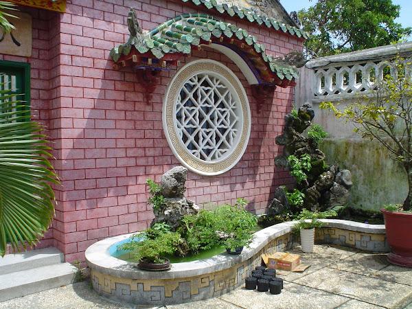 Sala de Asambleas. Hoi An, Vietnam