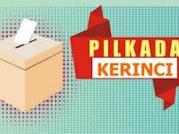 Hasil Quick Count Pilkada Kerinci 2018/2019