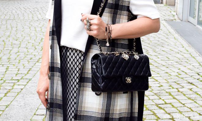 Das trägst Du zu einer Chanel Handtasche