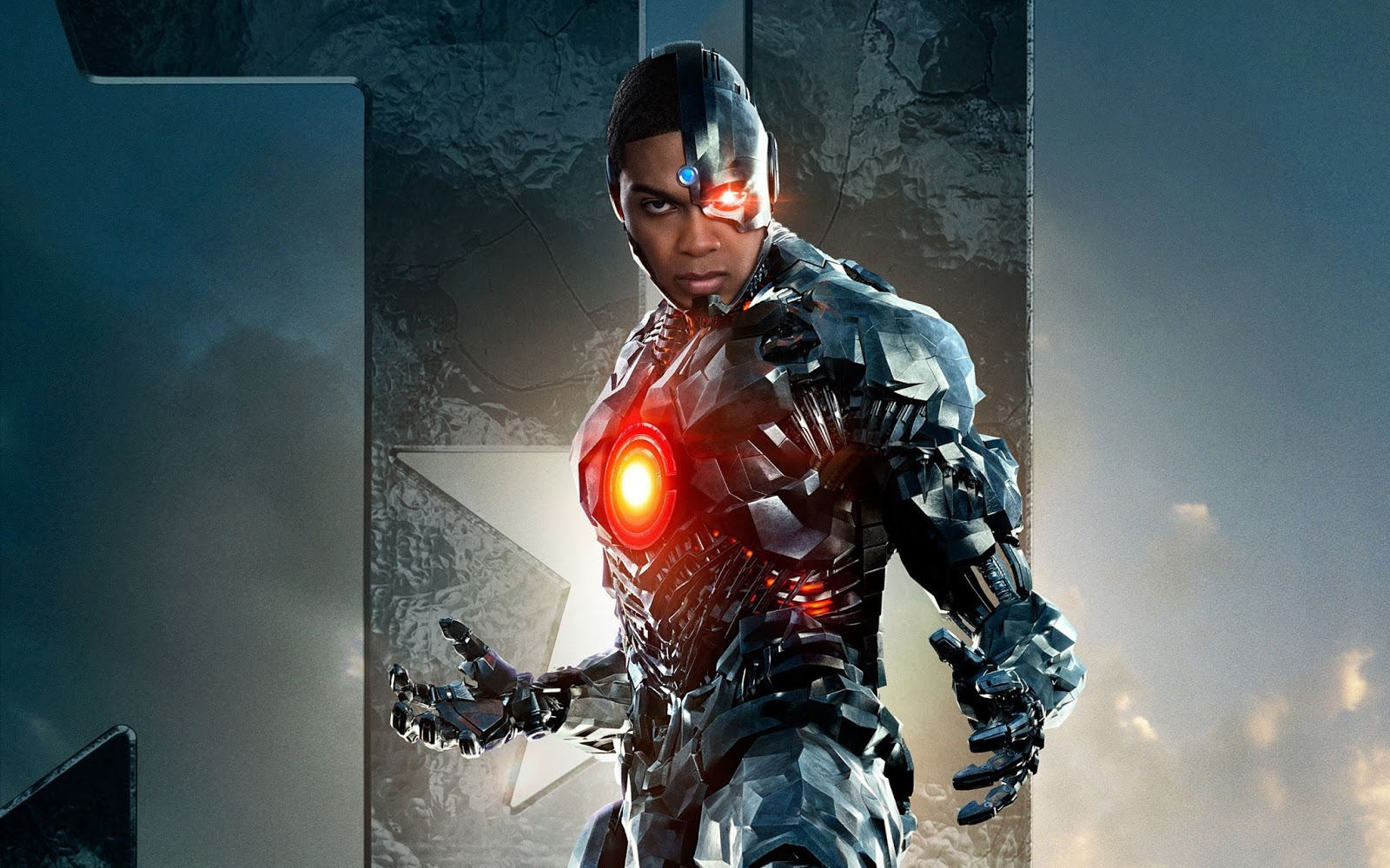 Justice League Cyborg Wallpapers,Justice League Full HD Wallpapers