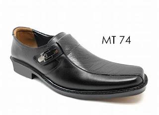 sepatu pantofel pria formal