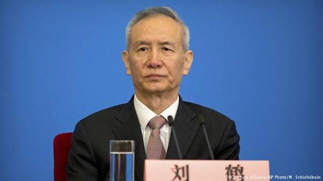Phó thủ tướng Lưu Hạc