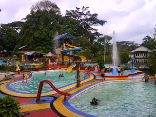 objek wisata 2018 di tasikmalaya - kolam renang