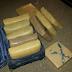 DNCD ocupa 10 pacas de droga en vehículo en Valverde