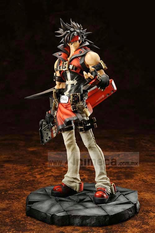 SOL BADGUY FIGURE GUILTY GEAR Xrd -SIGN- Embrace Japan