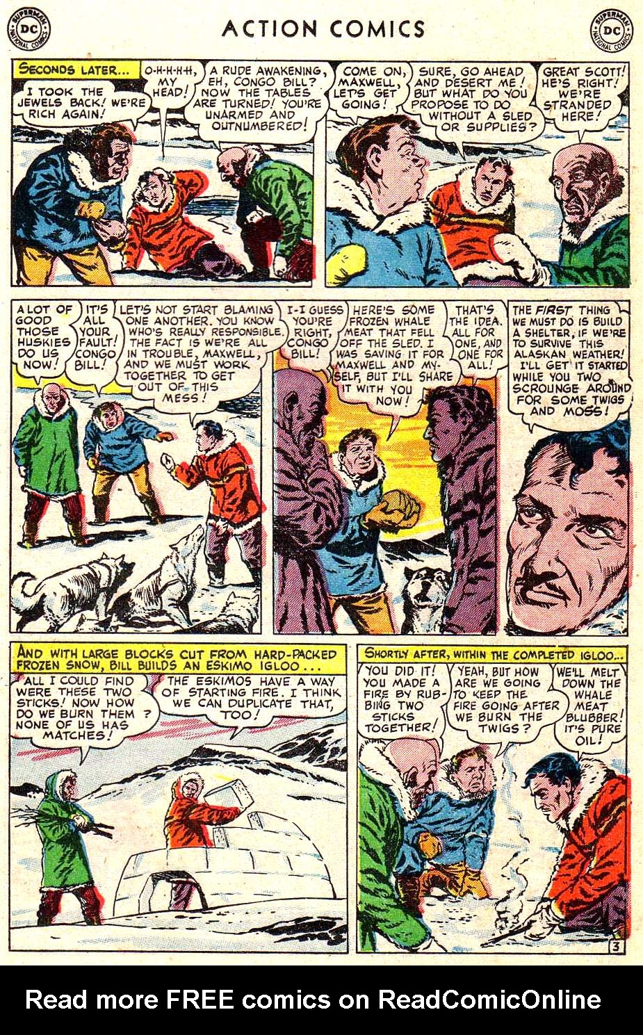 Read online Action Comics (1938) comic -  Issue #172 - 19