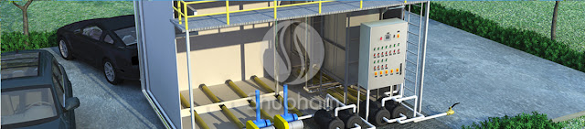 Manufacturer of Sewage Treatment Plant