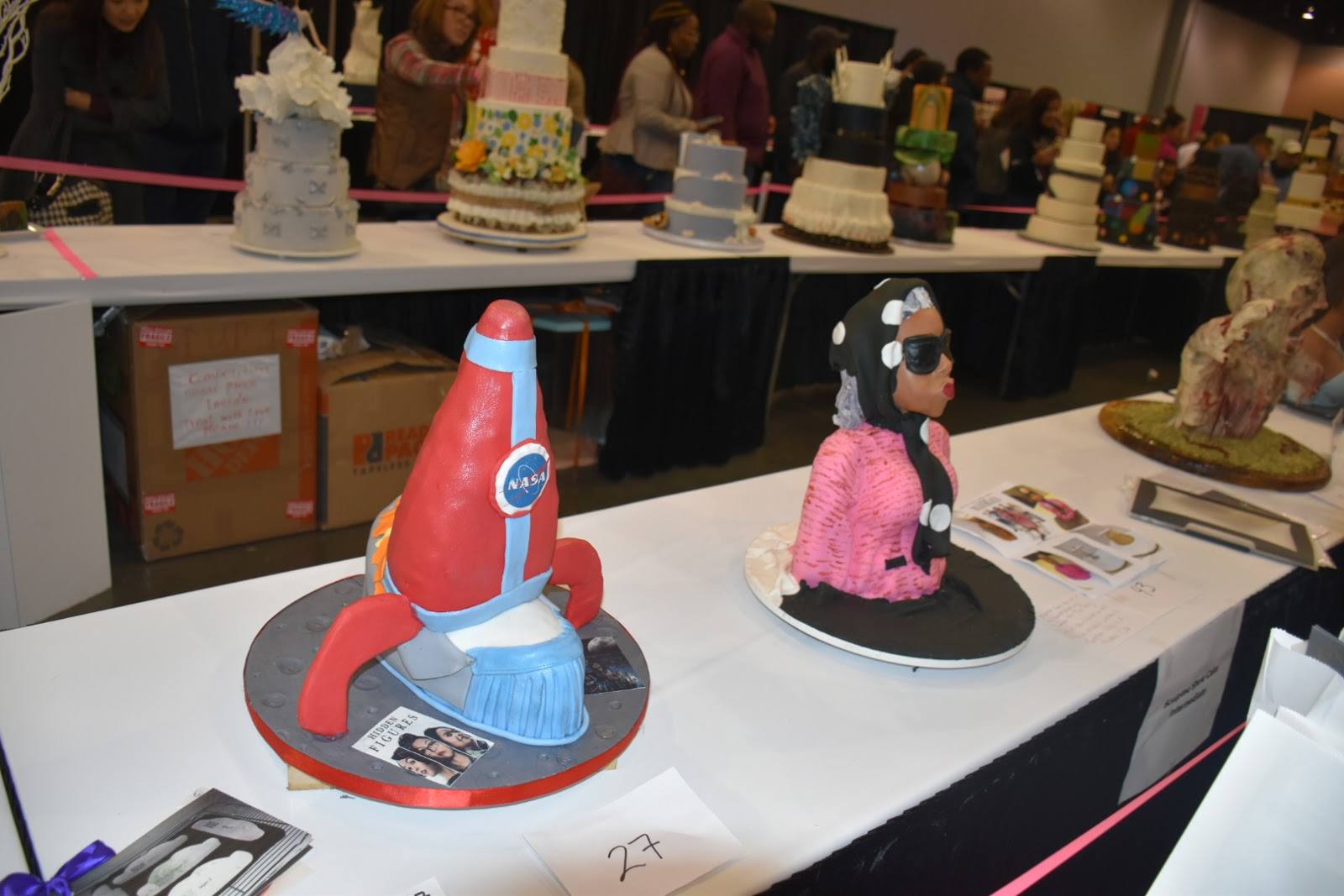The Ultimate Sugar Show Atlanta Giving Inspiration to Future Kid Bakers Like My Daughter  via  www.productreviewmom.com