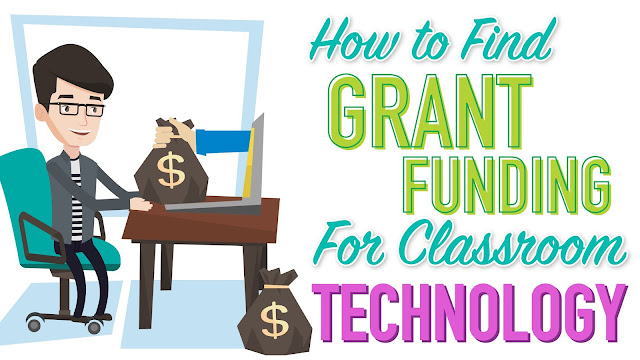 We all know that it can be difficult to find grant funding for classroom technology, but there are some ways by which you can collect as much money for your classroom technology as you need.