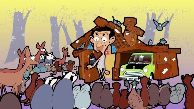 Phim Mr Bean