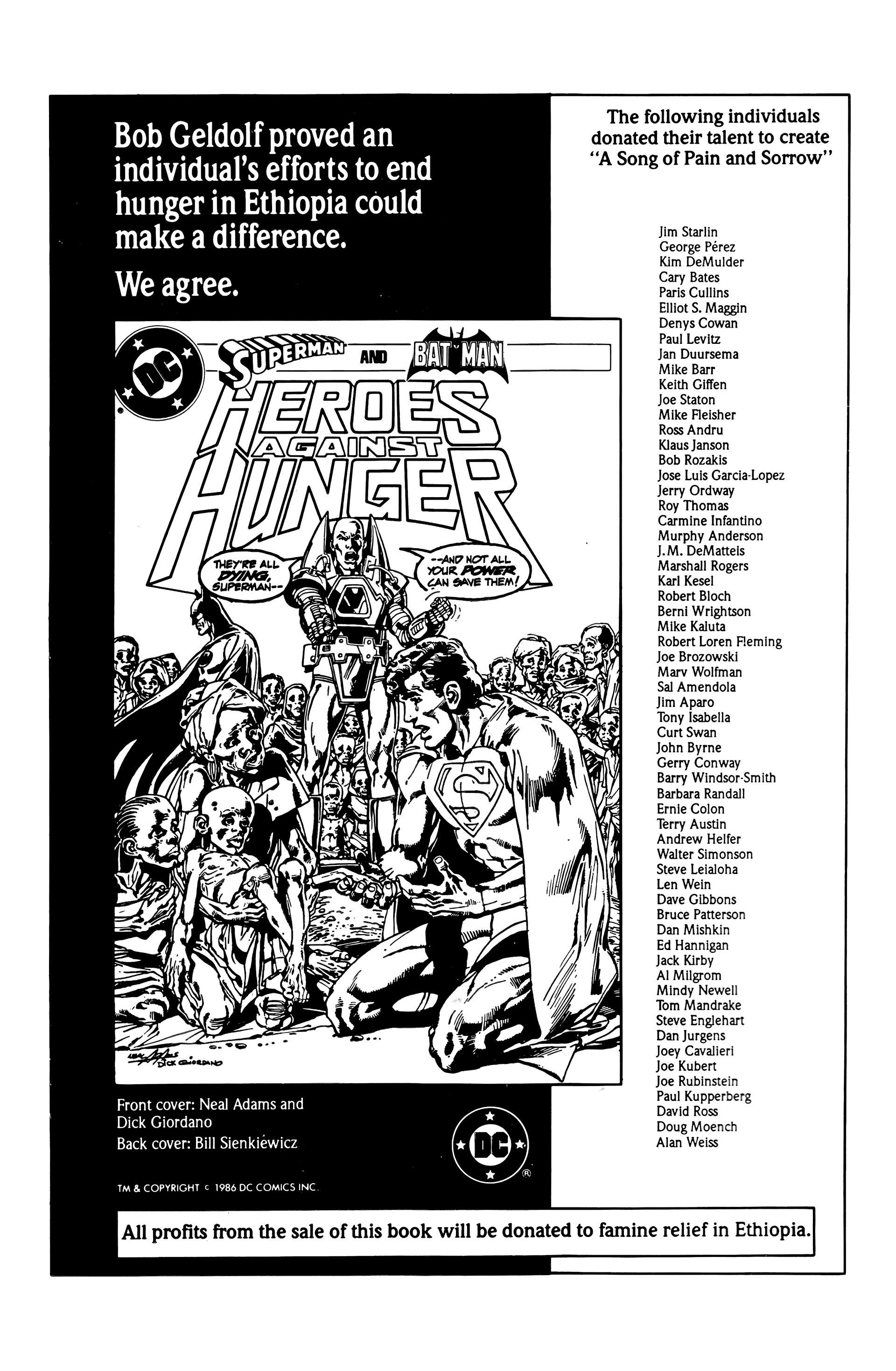 Read online Secret Origins (1986) comic -  Issue #5 - 2