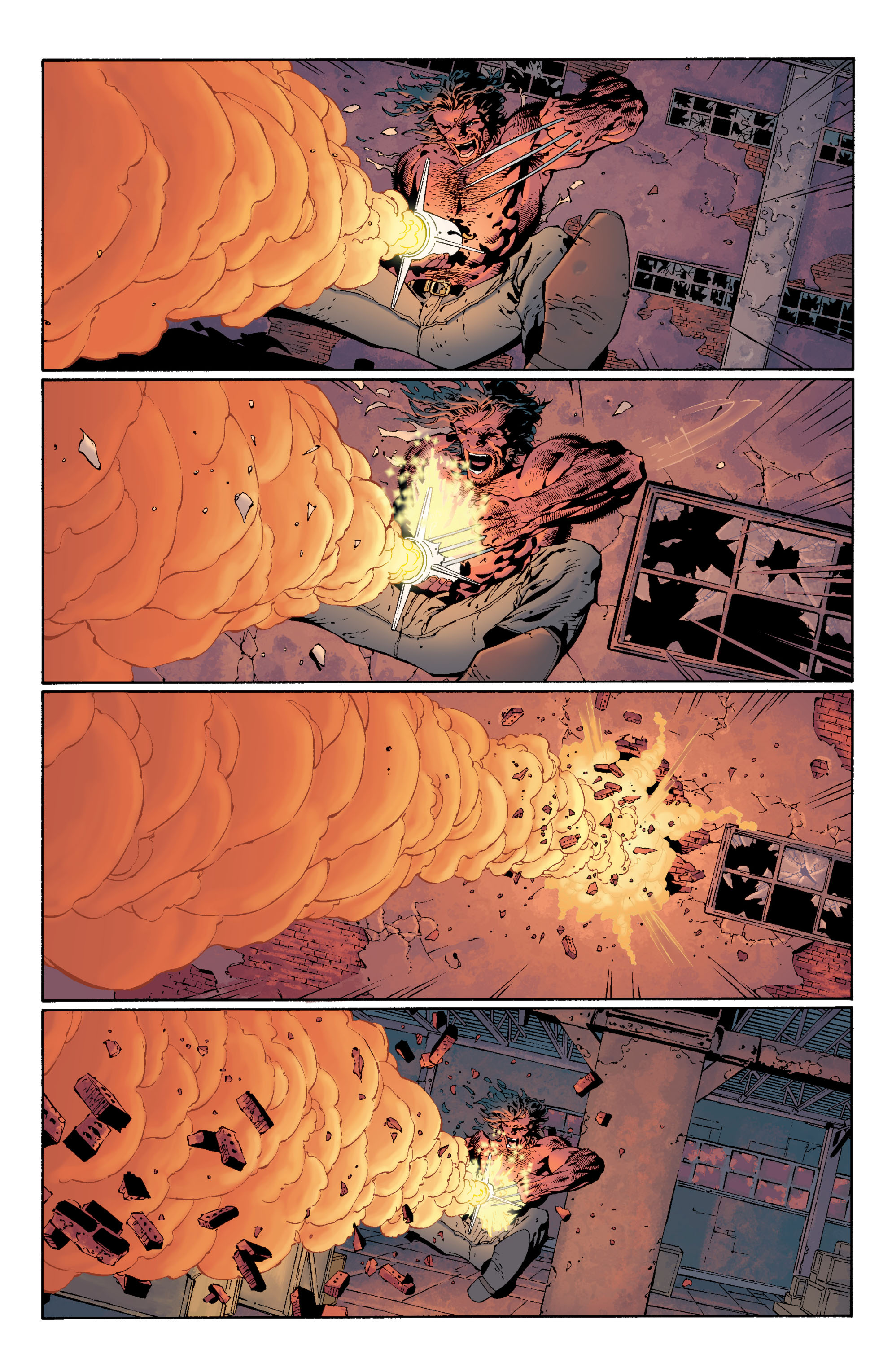 Read online Ultimate X-Men comic -  Issue #36 - 4