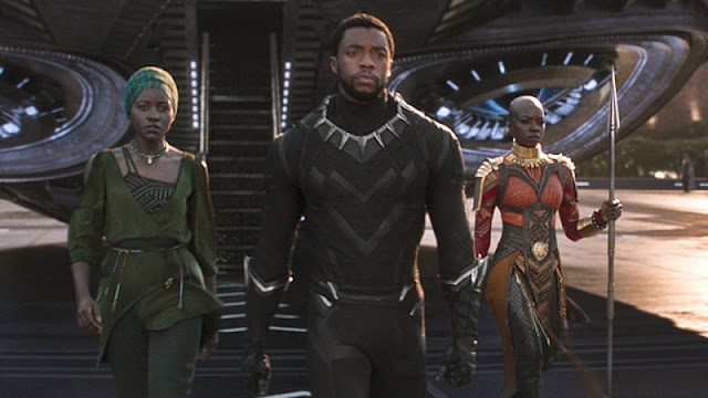 BLACK PANTHER LEADS OSCARS WITH 7 NOMINATIONS