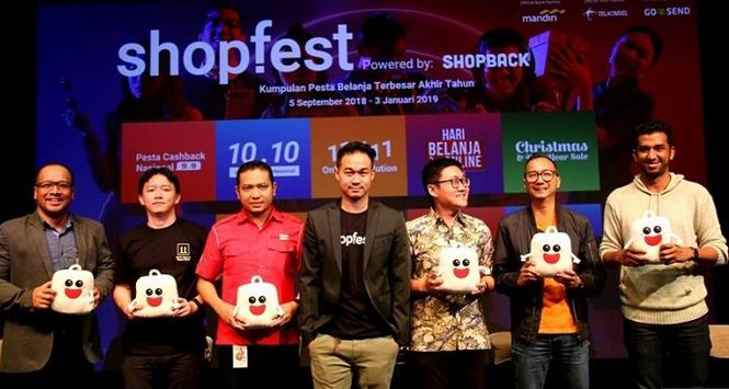 Shopback Hadirkan Shopfest 2018