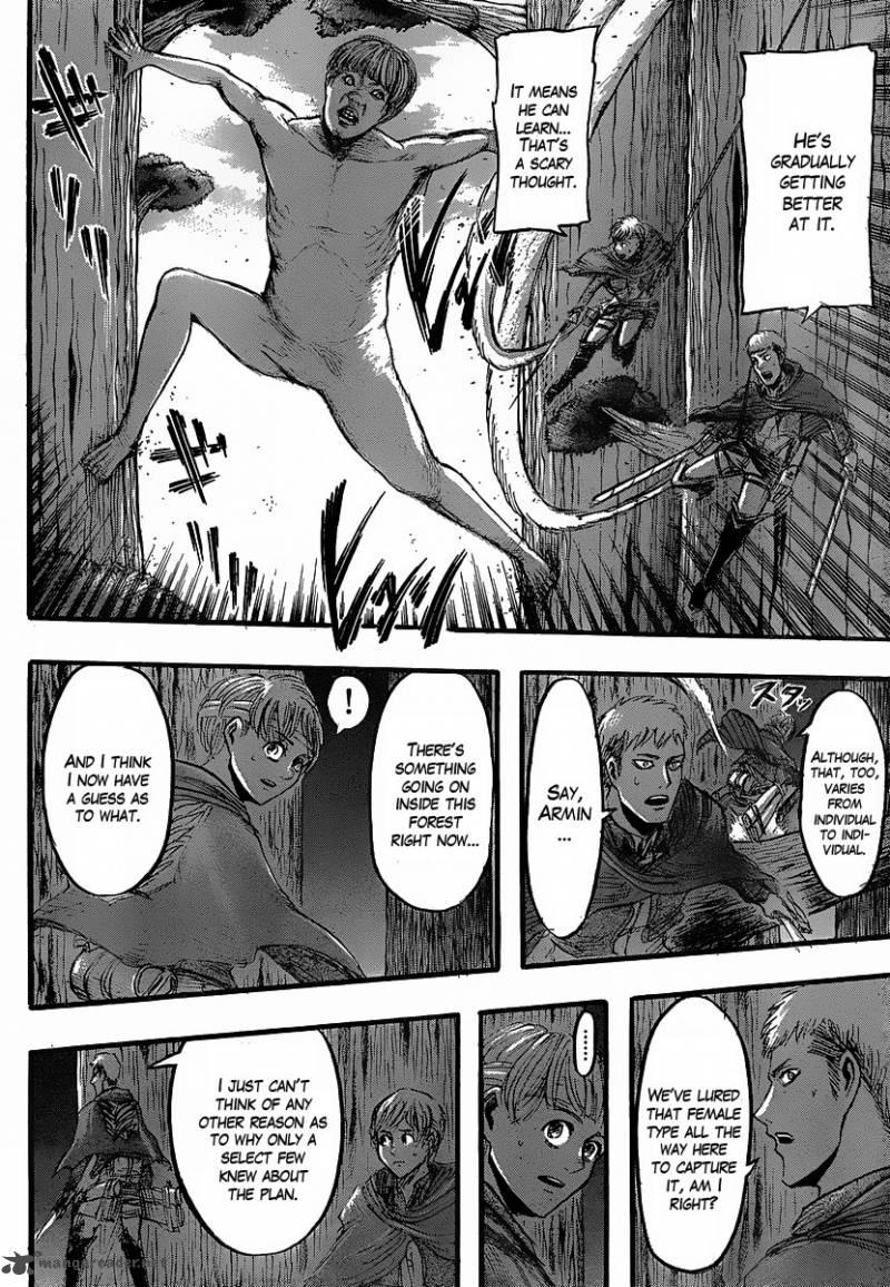 Shingeki no Kyojin Ch 27: Irvin Smith