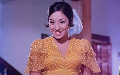 Lakshmi  in young