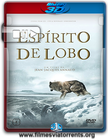 Espírito de Lobo Torrent - BluRay Rip 3D HSBS 1080p Dual Áudio 5.1 (2015)
