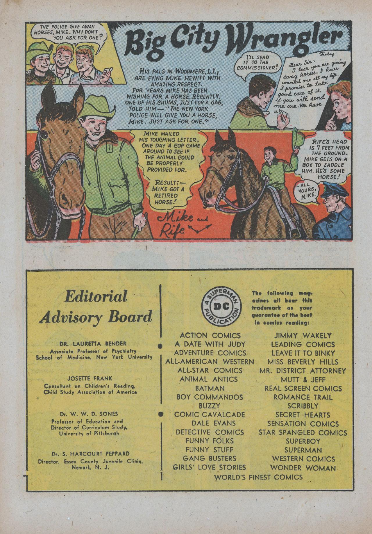 Detective Comics (1937) 151 Page 31
