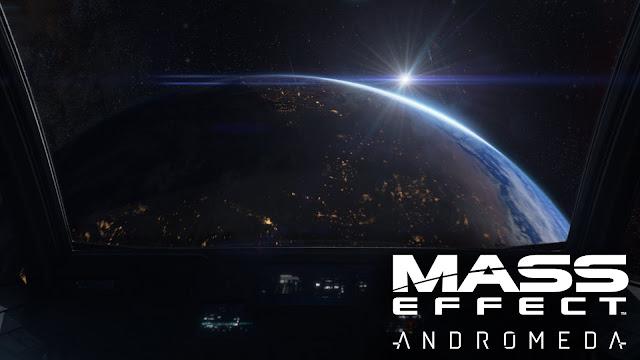 Mass Effect Andromeda, el videojuego de exploración espacial de BioWare
