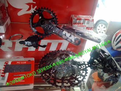 Groupset Sram NX 1x11 speed