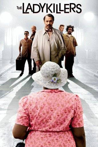 The Ladykillers (2004) ταινιες online seires oipeirates greek subs