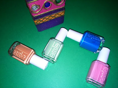 Essie Resort 2016 Collection - Going Guru