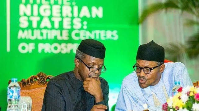 We feel your pains, Osinbajo tells Nigerians