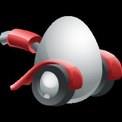 Aparência de ovo Dragão Carro