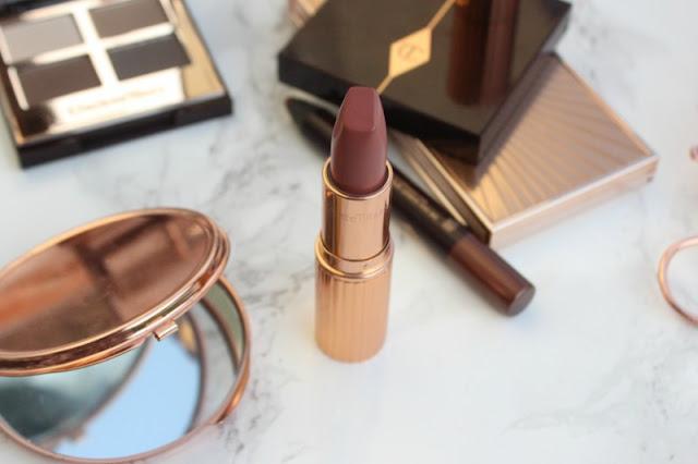 Charlotte Tilbury Matte Revolution Lipstick in Pillowtalk