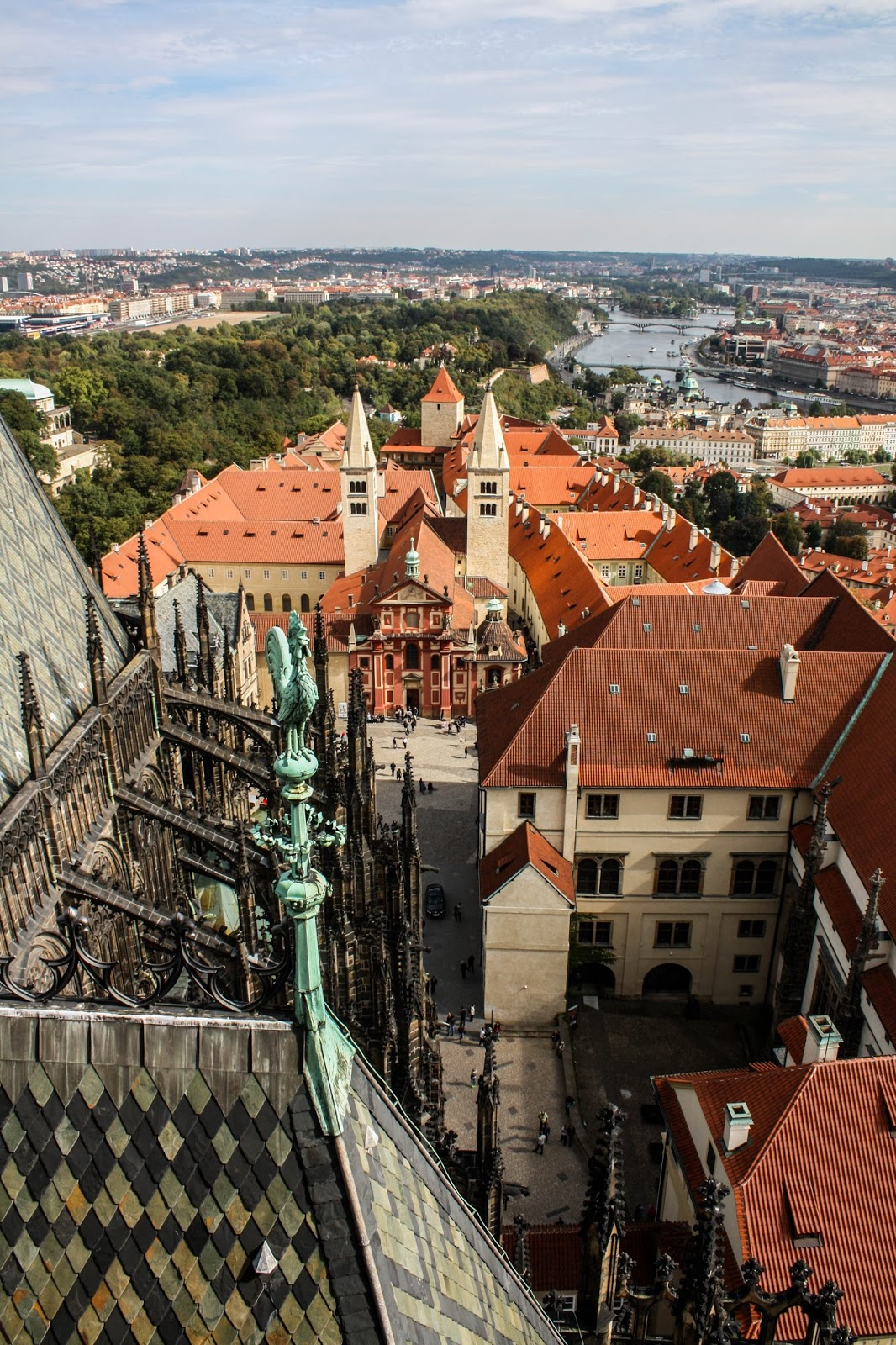 10 places I'd visit if I won't the lottery: Czechia Edit