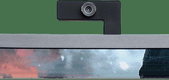 веб-камера у CyberPowerPC Arcus 34