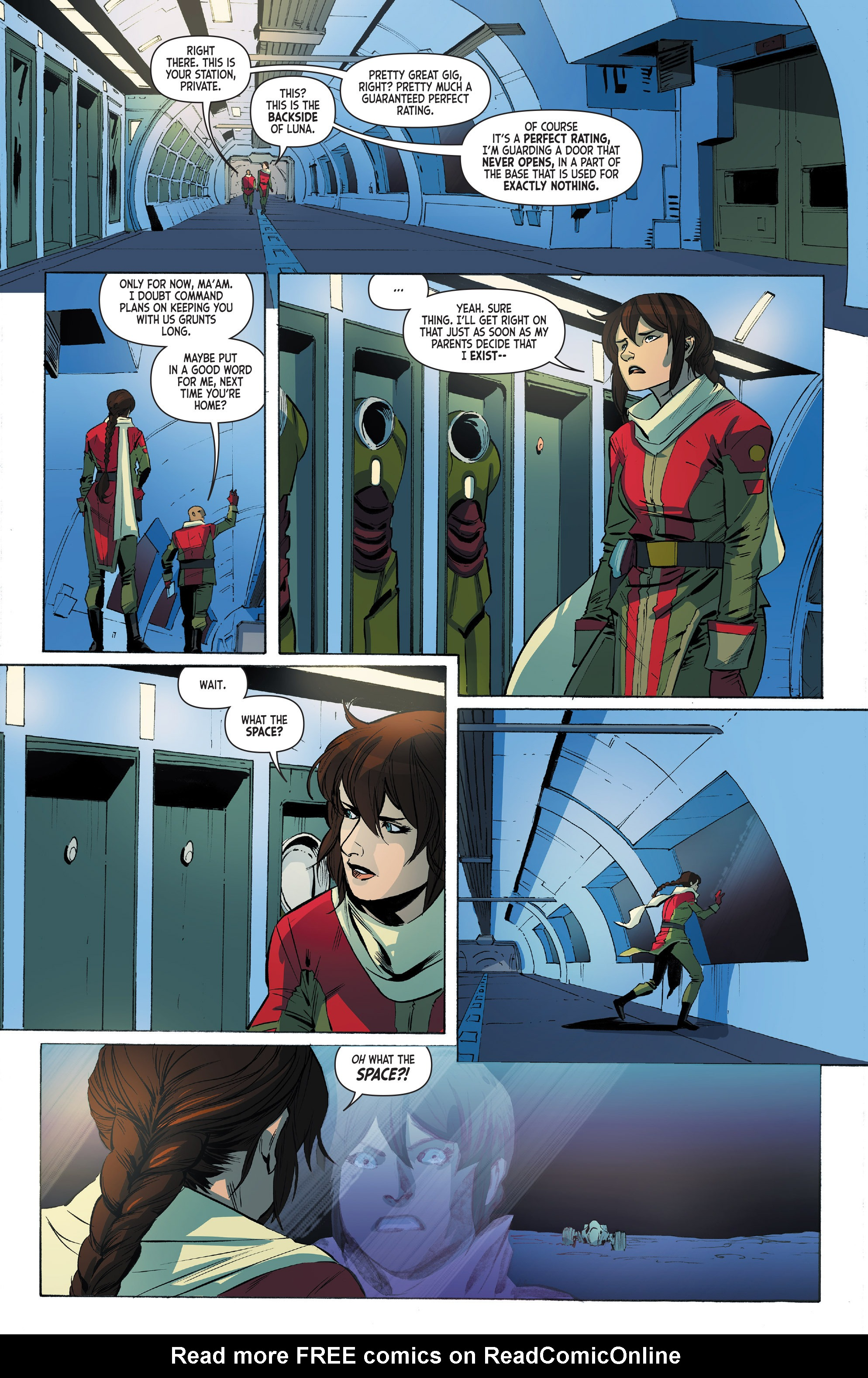 Read online Mighty Morphin Power Rangers comic -  Issue #1 - 30