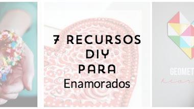 7 recursos románticos para enamorados ( diy)