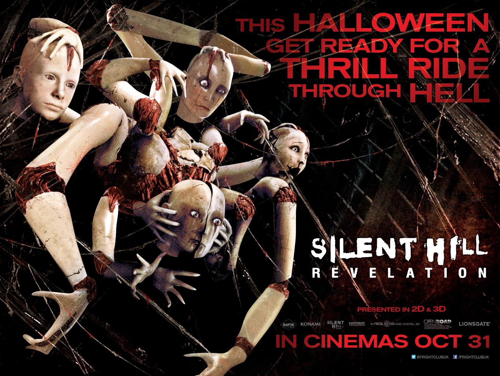 SILENT O 2 FILME REVELAO BAIXAR HILL