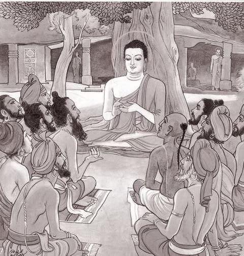 Đức Phật và Thân Quyến (I) - ĐỨC PHẬT và PHẬT PHÁP - Đạo Phật Nguyên Thủy (Đạo Bụt Nguyên Thủy)