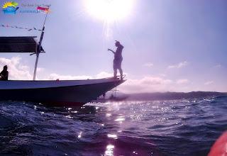 perahu wisata karimun jawa