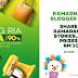 Ramadan Raya Blogger Contest - Hadiah Sehingga RM10,000 untuk 80 Bloggers!