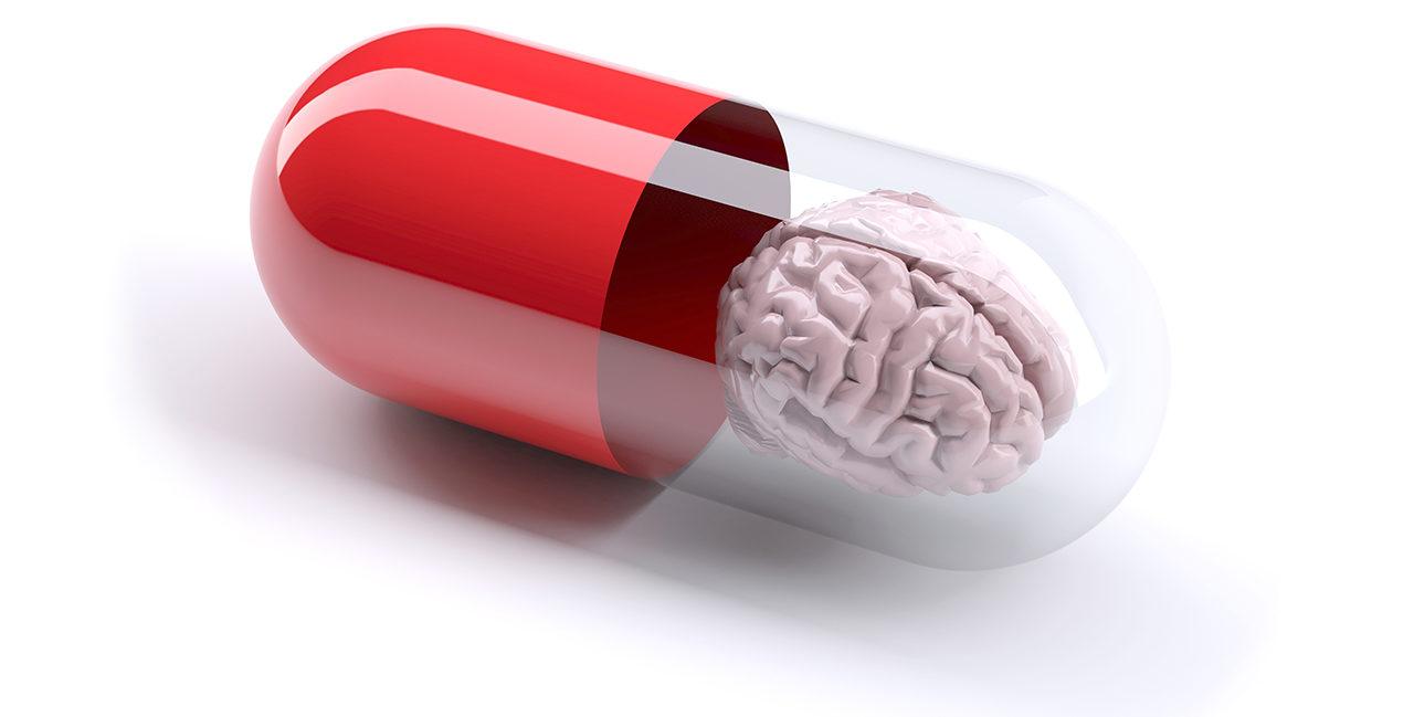 Ноотропы и эффективность работы мозга