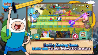Cartoon Network Arena Mod apk