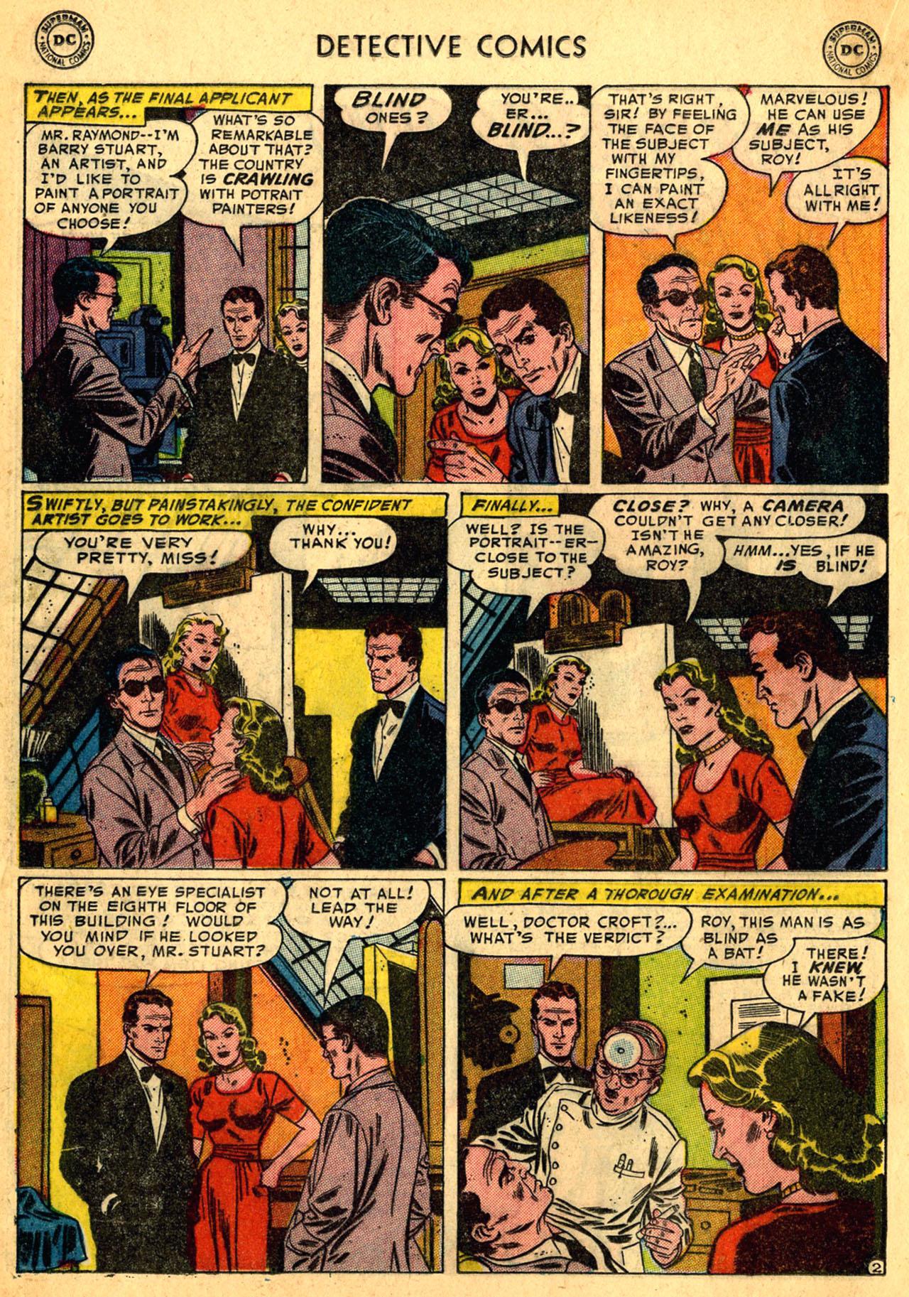 Read online Detective Comics (1937) comic -  Issue #205 - 18