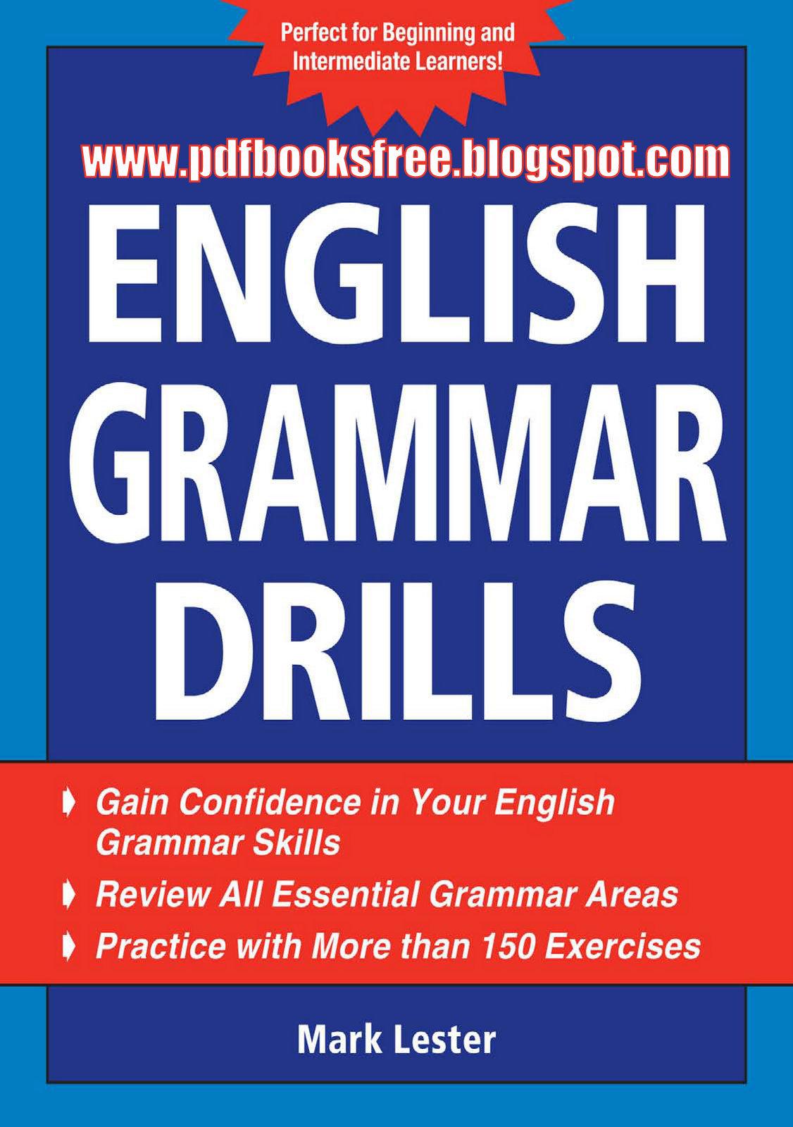 best book to learn english grammar pdf